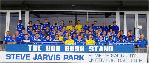 Steve Jarvis Park- Burton