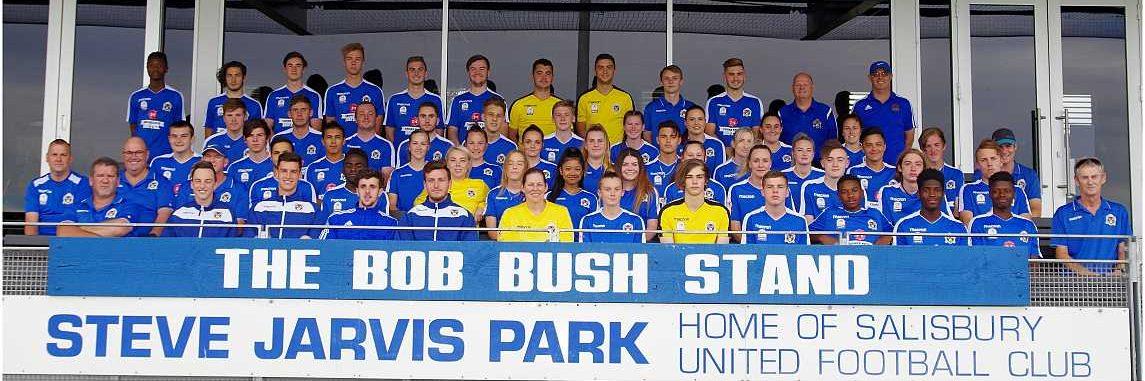 Welcome to Salisbury United Football Club